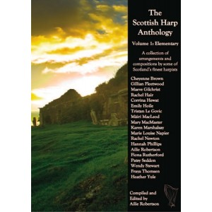 The Scottish Harp Anthology Vol°1 : Elementary