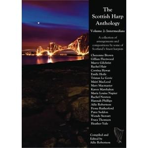 The Scottish Harp Anthology Vol°2 : Intermediate