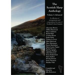 The Scottish Harp Anthology Vol°3 : Advanced