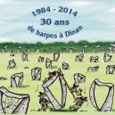 1984-2014 : 30 ans de harpes à Dinan